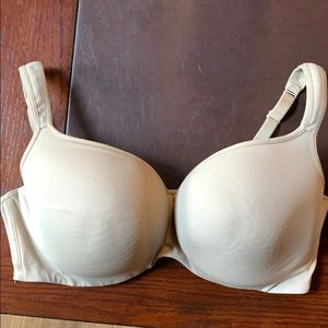 Cacique Smooth Lightly Lined Balconette Bra 40DDD